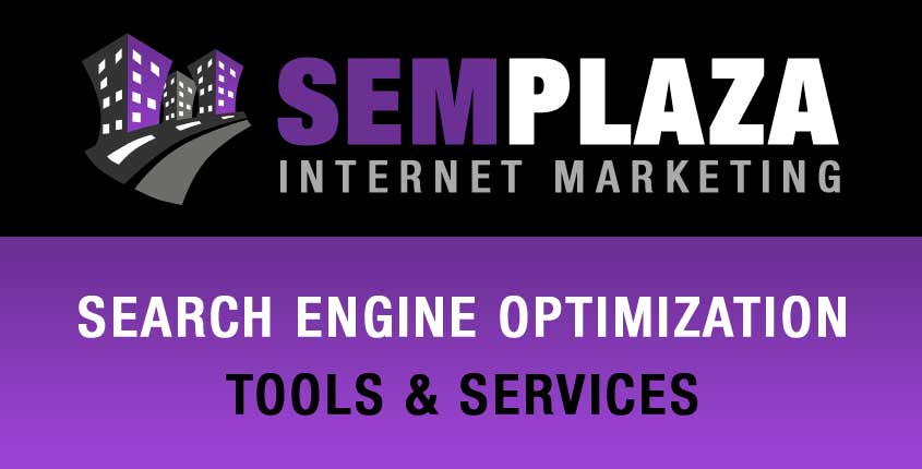 Search Engine Optimization Tools & Services