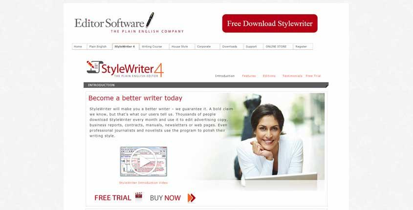 StyleWriter Tool