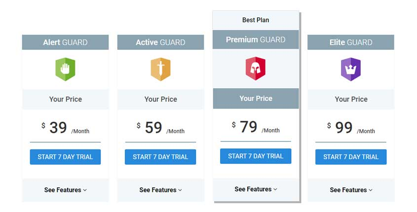 ClickGuard Prices