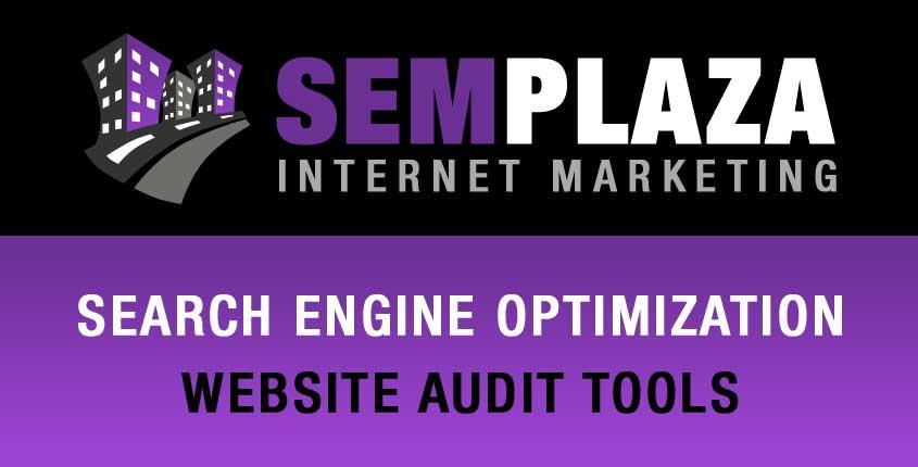 SEO Website Audit Tools
